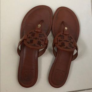 Tory Burch Miller Sandals Size 8.5